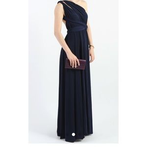 Black Infinity Dress - Worn once!